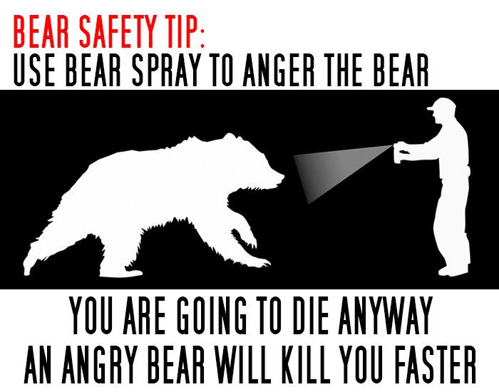 bearspray
